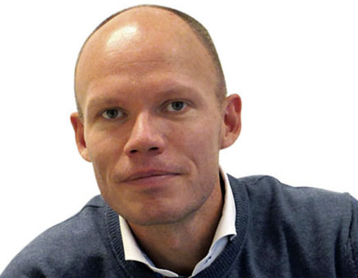 Jacob Kildegaard Larsen, CEO de Ellipse