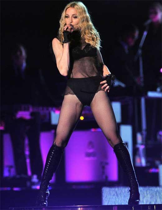 Madonna, celulitis y ondas de choque acústicas