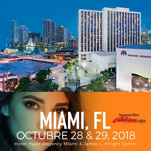 Estética y spa: congreso internacional en Miami